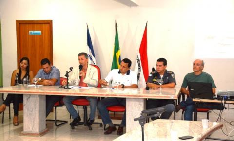 Câmara Municipal promove Audiência Pública para debater segurança pública do município
