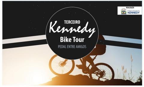 Evento Ciclístico movimenta o fim de semana em Presidente Kennedy
