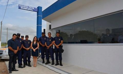 Posto Fixo da Guarda Municipal é inaugurado em Marobá