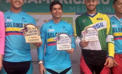 Ramon Leal conquista a 3ª colocação no Mundial de BMX na Colômbia