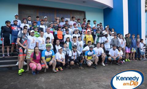 Inscrições abertas para o 5º Passeio Ciclístico ao Santuário das Neves