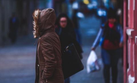Alerta de queda brusca na temperatura em 75 cidades do Espírito Santo
