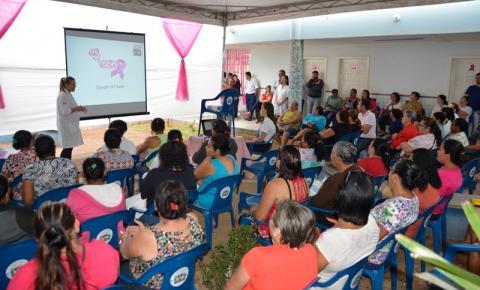 Prefeitura de Presidente Kennedy realizará Campanha Outubro Rosa