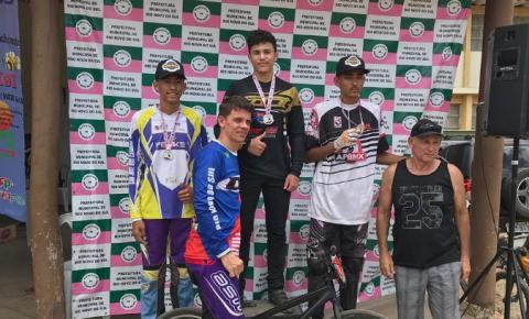 Mais um kennedense desponta no bicicross; Rodrigo Porto venceu evento em RNS