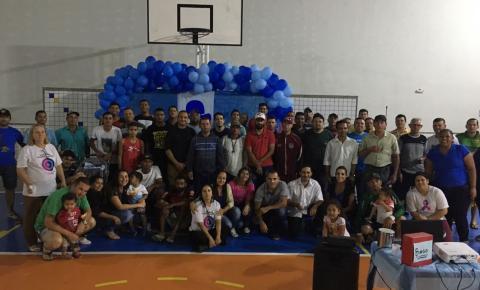 Secretaria de saúde promove evento de conscientização do Novembro Azul