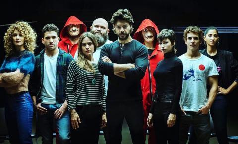 'La casa de papel' lança trailer da 3ª temporada com missão de resgate e novos 'bandidos'