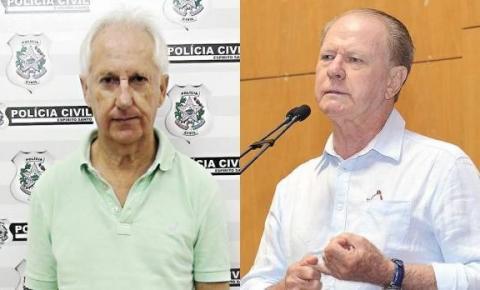 Justiça nega habeas corpus a acusado de homicídio do ex-governador Gerson Camata