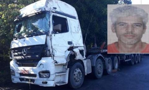 Dono de carreta que matou três pessoas da mesma família na Serra está foragido