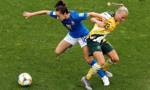 De virada, Brasil perde por 3 a 2 para a Austrália