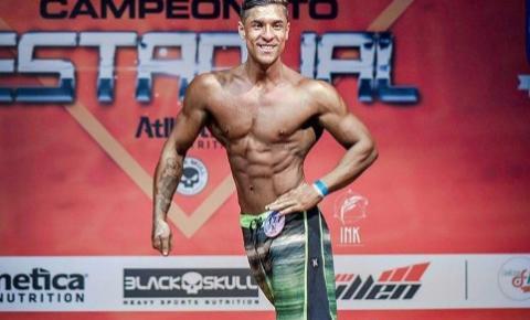 Fisiculturista kennedense vai disputar Campeonato Brasileiro