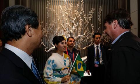 Bolsonaro: Alemanha tem a aprender com o Brasil na área ambiental
