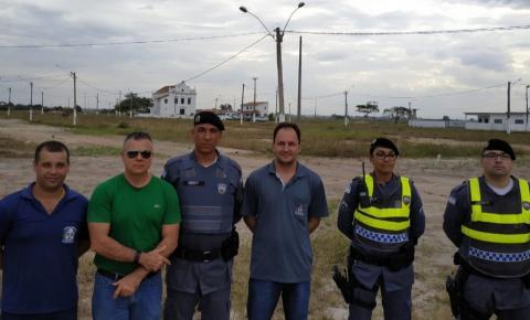 Prefeitura e Polícia Militar se reúnem para discutir ações de segurança na Festa das Neves