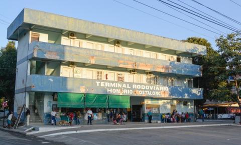 Prefeitura inicia reforma do Terminal Rodoviário Honório Costalonga