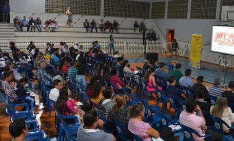 Gromogol  recebe audiência pública LOA 2020 nesta quarta(17)