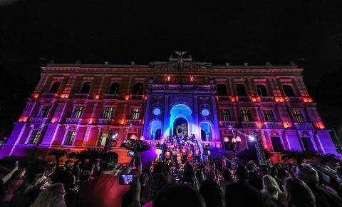 Palácio Anchieta recebe abertura do movimento Outubro Rosa