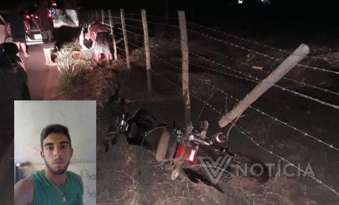 Jovem morre em acidente na RJ-224 na chegada de Barra do Itabapoana; Foi ajudar e morreu