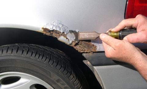 Maresia pode causar problemas sérios no carro