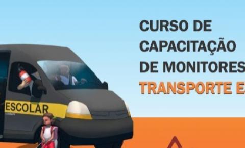 Oportunidade: Monitor de Transporte Escolar é um dos cursos da UniRedentor