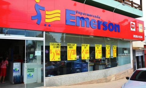 Supermercado Emerson é ponto de coleta para afetados pela chuva no Sul do ES