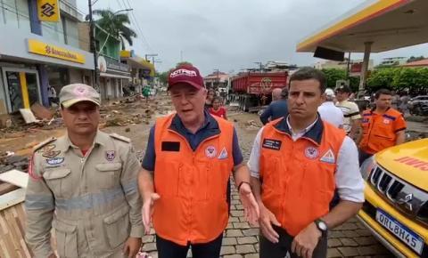 Governo do ES decreta estado de calamidade pública para quatro municípios do Sul
