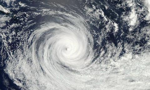 Tempestade Kurumí pode chegar ao Sul do ES com ventos acima de 60 km/h