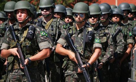 Defesa Civil pede envio de tropas do Exército para cidades do Sul do ES