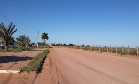Assinada ordem de serviço para pavimentação asfáltica entre as comunidades de Jaqueira e Santo Eduardo