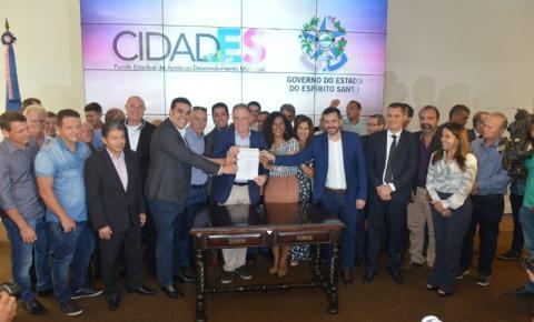 Governo do ES anuncia liberação de R$ 214 milhões para reconstrução de cidades atingidas pelas chuvas