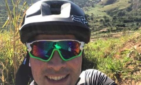 Ciclista de Cachoeiro morre ao despencar de ribanceira com bicicleta