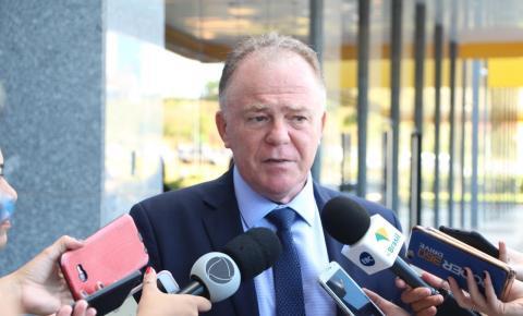 Casagrande participa de reunião do Fórum dos Governadores em Brasília