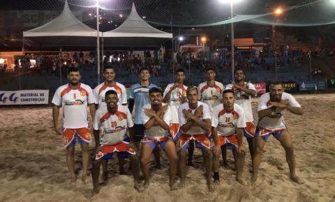 Equipes de Kennedy dominam torneio em Atílio e fazem final nesta sexta(21)