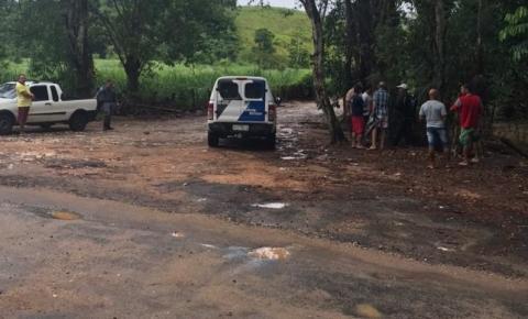 Corpo de mulher é encontrado às margens de rio em Cachoeiro; Jovem pode ter sido estrangulada