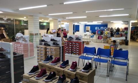 Loja Elmo da Beira Rio reabre neste sábado em Cachoeiro