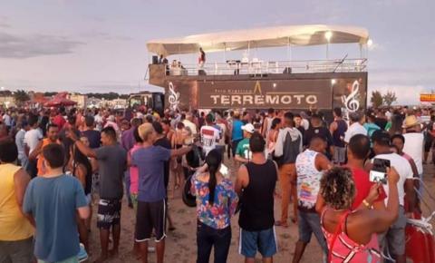 Confusão e suspeita de fraude em bingo beneficente na Festa das Canoas em Marataízes