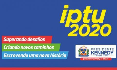 Prefeitura da até 20% de desconto para pagamento de IPTU; Confira as datas de vencimentos
