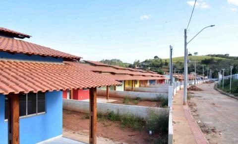 Casas na comunidade de São Paulo serão entregues no final do mês de junho