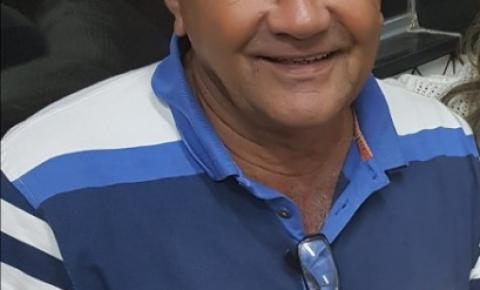 Ex-prefeito Aluízio Corrêa apresenta sintomas de Covid-19 e está em isolamento social