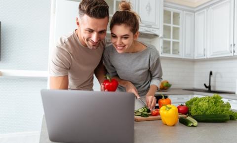 O novo normal é facilitar a vida na cozinha