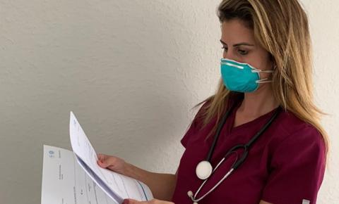 Quem são os profissionais que estão na linha de frente nessa pandemia