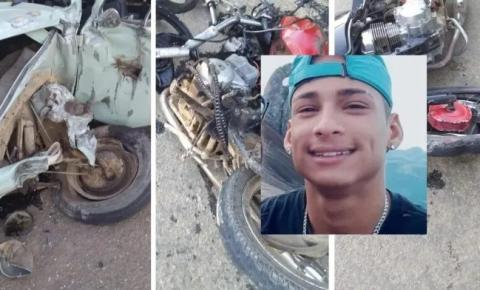 Jovem de 21 anos morre em suposto racha em Rio Novo do Sul; três ficaram feridos
