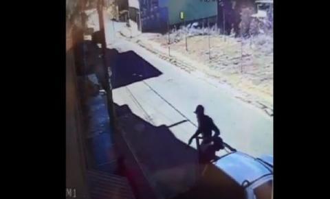 Fiat Strada de idoso é recuperada e bandidos são presos em Gironda, Cachoeiro de Itapemirim