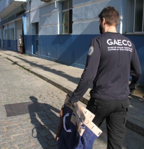 Ministério Público faz operação na sede de Prefeitura do Sul do ES