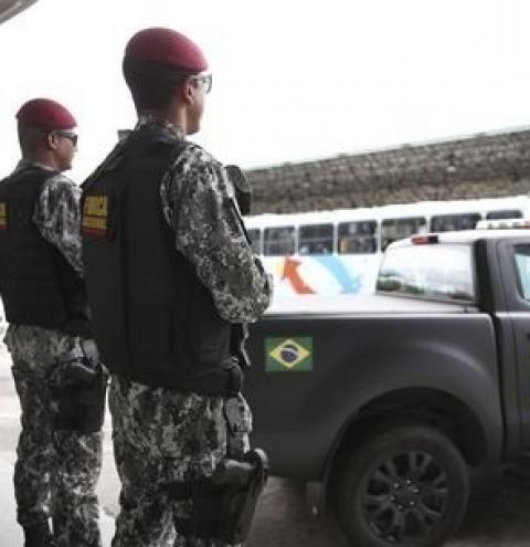 Ministério da Justiça autoriza uso da Força Nacional no Espírito Santo e em outros 4 estados