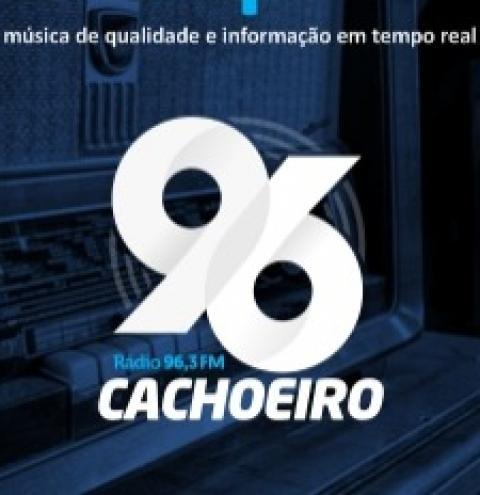 Ouça da Rádio Cachoeiro FM 96,3
