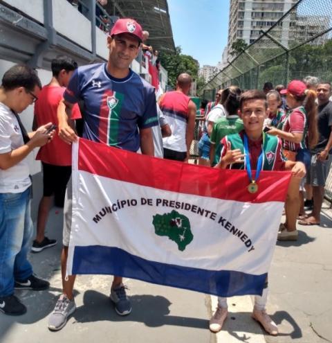 Com Kennedense, Fluminense conquista Copa Rio de Futebol